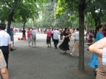 Dancing in the park, near Temple of Heaven