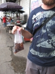 Pepsi in a bag?